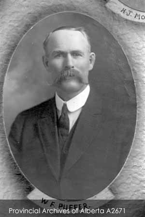William F. Puffer