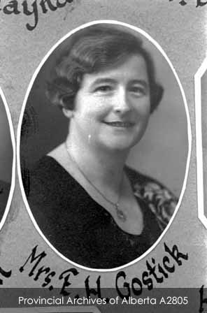 Edith H. Gostick